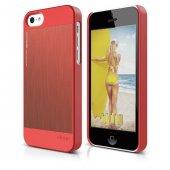 Elago Outfit Morph Kırmızı İphone 5c Kılıf