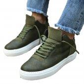 Chekich Erkek Günlük Spor Ayakkabı Sonbahar Kış Haki Yeşil
