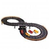 Kumandalı Yarış Seti Kumandalı Oyuncak Formula Challenger Yol Set