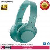 Sony Whh900ng Gürültü Önleyicili Nfc Bluetooth Hi Res Kulaklık