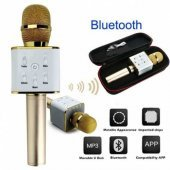 Bluetooth Kareoke Mikrofon