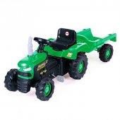 Römorklu Traktör Pedallı