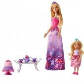 Barbie Dremtopia Barbie Ve Chelsea Nin Çay Partisi