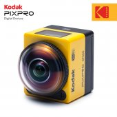 Kodak Pixpro Sp360 Extreme Pack Aksiyon Ve Eğlence Kamerası