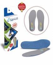 Sanus M300 Gri Memory Foam Hafızalı Ayakkabı İç Tabanı