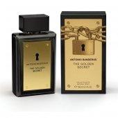 Antonio Banderas The Golden Secret 100 Ml Edt Erkek Parfüm