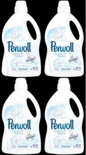 Perwoll 3d Beyaz Etki 50 Yıkama 3 Lt + 3 Lt + 3 Lt + 3 Lt