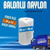 Balonlu Naylon 100 Cm X 100 Mt 40gr M2