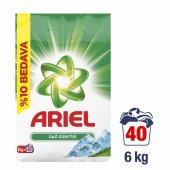Ariel Toz Çamaşır Deterjanı Dağ Esintisi 6 Kg
