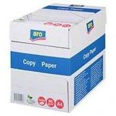 Aro A4 Fotokopi Kağıdı 80 Gr 2500 Adet 5li Paket 1 Koli