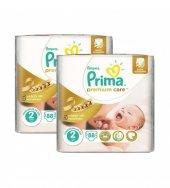 Prima Premium Care 2 Beden Jumbo 2x88 Adet