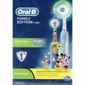 Oral B Şarj Edilebilir Diş Fırçası Professional Care Sınırlı Sayıda (Çocuk+yetişkin)