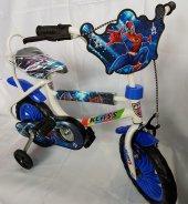 çocuk Bisikleti Klass Spaidermen 12 Jant Çocuk Bisikleti Kargo Bizden Yeşil Mavi Kırmızı Pembe Çocuk Bisiklet