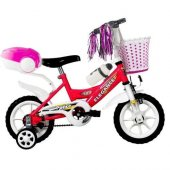 çocuk Bisikleti Bisiklet Çocuk Bisikleti 12 Jant Çocuk Bisikleti 2 3 4 5 Yaş Çocuk Bisikleti Pembe