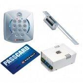 Kale Giriş Kapıları İçin Elektronik Şifreli Ve Kartlı Geçiş Kilit