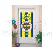 Kapı Banner Taraftar Fenerbahçe Temalı Kapı Afişi
