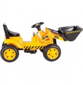 Sunny Baby Jcb 4x Akülü İş Makinesi Sarı