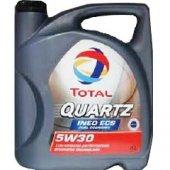 Total Quartz Ineo Ecs 5w 30 4lt Motor Yağı *2017 *dpfli