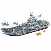 Lego Banbao 3016 Parça Uçak Gemisi