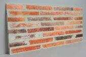 Ince Tuğla Desenli Dekoratif Strafor Panel