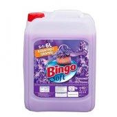 Bingo Soft Yumuşatıcı Lavanta 6l