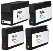 Hp 950xl Siyah Muadil Kartuş