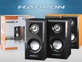 Ahşap Speaker Hd6030 9.5 7.5 15cm