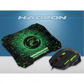 Hadron Hd G7 Game Oyuncu Mouse Ve Mouse Pad