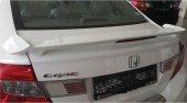 Honda Cıvıc 2012 2015 Fb7 Işıklı Spoiler Siyah Renk