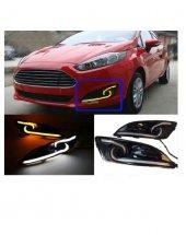 Ford Fiesta Ledli Gündüz Sis Farı Takımı