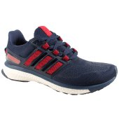 Adidas Energy Boost 3 W Lacivert Kırmızı Erkek Koşu Ayakkabısı