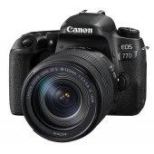 Canon Eos 77d 18 135mm Is Usm Nano Fotoğraf Makinesi (Canon Euras