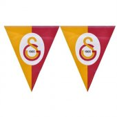 Beysüs Galatasaray Üçgen Bayrak Set