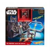 Hot Wheels Star Wars Tie Fighter Oyun Seti Cmt37