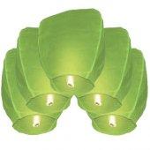Beysüs Gökyüzüne Bırakılan Dilek Feneri Yeşil Renk 1 Adet