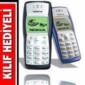 Nokia 1100 Tuşlu Cep Telefonu (Yenilenmiş)