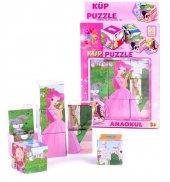 Laço Küp Puzzle Akıllı Bloklar Kız Lcküp002