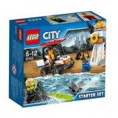 Lego City Coast Guard Starter Set 60163