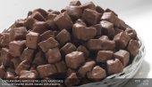 çikolata Kaplı Antep Fıstıklı Çifte Kavrulmuş 500 Gr