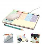 Mouse Pad Haftalık Kağıt Planer Sümen Hergün1renk