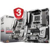 Msı X370 Xpower Gamıng Tıtanıum Ddr4 S+v+gl Am4
