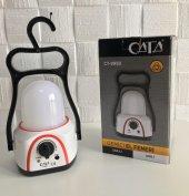 Cata Ct 9950 Gemici El Feneri,kamp Tipi,şarjlı Işıldak Lamba