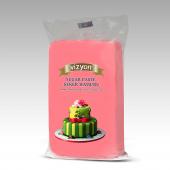 Vizyon Pembe Şeker Hamuru 1 Kg