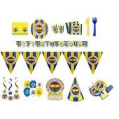 Fenerbahçe Doğum Günü Parti Seti 8 Kişilik Eko