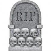 Cadılar Bayramı Mezar Taşı