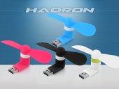 Hadron Hd2027 1000 Usb Otg Fan