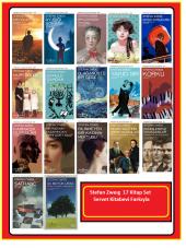 Stefan Zweig 17 Kitap Set