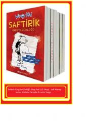 Saftirik Gregin Günlüğü Kitap Seti (13 Kitap) Jeff Kinney