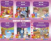 Değerler Eğitim Serisi (10 Yaş) 6 Kitap+ Çek Kopart