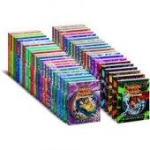 Canavar Peşinde Serisi Seti 42 Kitap Takım Beyaz Balina Yayınla